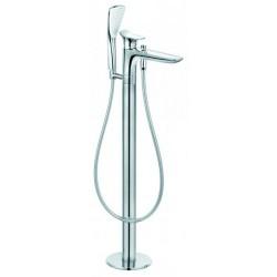 Смеситель для ванны напольный Kludi Ambienta 535900575