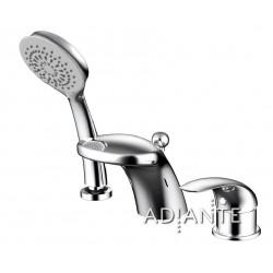 Смеситель для ванны на бортик Adiante Cobra AD-90001CR