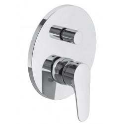 Смеситель для ванны встраиваемый без излива Villeroy&boch O.novo Start TVS10535311061