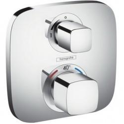 Термостат для душа встраиваемый без подключения шланга Hansgrohe Ecostat E 15707000