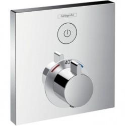 Термостат для душа встраиваемый без подключения шланга Hansgrohe Showerselect 15762000