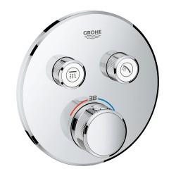 Термостат для душа встраиваемый без подключения шланга Grohe Grohtherm SmartControl 29119000