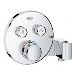 Термостат для душа с подключением шланга Grohe Grohtherm SmartControl 29120000