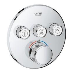 Термостат для душа встраиваемый без подключения шланга Grohe Grohtherm SmartControl 29121000