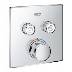 Термостат для душа встраиваемый без подключения шланга Grohe Grohtherm SmartControl 29124000