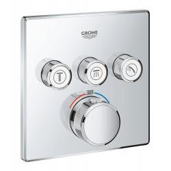 Термостат для душа встраиваемый без подключения шланга Grohe Grohtherm SmartControl 29126000
