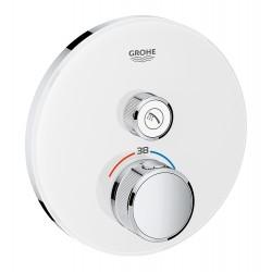 Термостат для душа встраиваемый без подключения шланга Grohe Grohtherm SmartControl 29150LS0