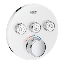 Термостат для душа встраиваемый без подключения шланга Grohe Grohtherm SmartControl 29904LS0