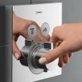 Термостат для ванны встраиваемый без излива Hansgrohe Showerselect 15763000