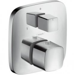 Термостат для ванны встраиваемый без излива Hansgrohe Puravida 15771000