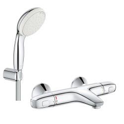 Термостат для ванны с душевым гарнитуром Grohe Grohtherm 1000 3415526084