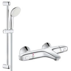 Термостат для ванны с душевым гарнитуром Grohe Grohtherm 1000 3415527924