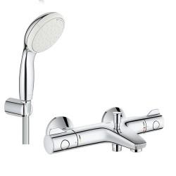 Термостат для ванны с душевым гарнитуром Grohe Grohtherm 800 3456726084