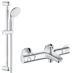Термостат для ванны с душевым гарнитуром Grohe Grohtherm 800 3456727924