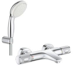 Термостат для ванны с душевым гарнитуром Grohe Grohtherm 1000 Performance 3477926084