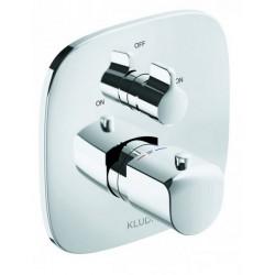 Термостат для ванны встраиваемый без излива Kludi Ameo 418300575