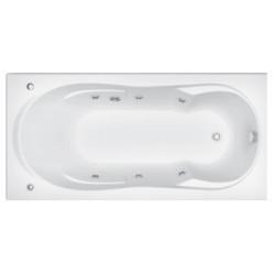 Ванна акриловая прямоугольная Bas Ахин 170x80