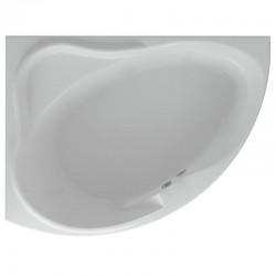 Ванна акриловая асимметричная левосторонняя Aquatek Альтаир 160х120