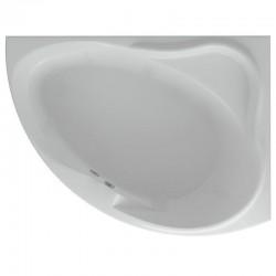 Ванна акриловая асимметричная правосторонняя Aquatek Альтаир 160х120