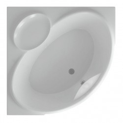 Ванна акриловая угловая Aquatek Эпсилон 150х150