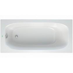 Ванна акриловая прямоугольная BelBagno BB101-140-70 140х70