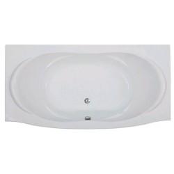 Ванна акриловая прямоугольная Bas Фиеста 194x90