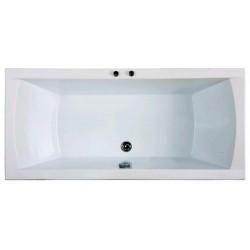 Ванна акриловая прямоугольная Bas Индика 170x80