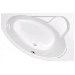 Ванна акриловая асимметричная правосторонняя Cersanit Kaliope P-WA-KALIOPE-170-RNL 170х110