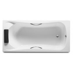 Ванна акриловая прямоугольная Roca BeCool ZRU9302782 180х80