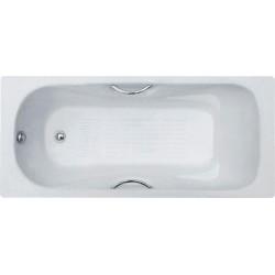 Ванна чугунная Goldman Donni ZYA-9C-6 с отв. под руч. (160x75)