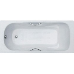 Ванна чугунная Goldman Donni ZYA-9C-8 с отв. под руч. (180x80)