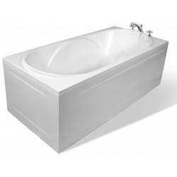 Ванна из литьевого мрамора прямоугольная Эстет Астра (170х80)