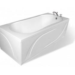 Ванна из литьевого мрамора прямоугольная Эстет Лаура (170х70)
